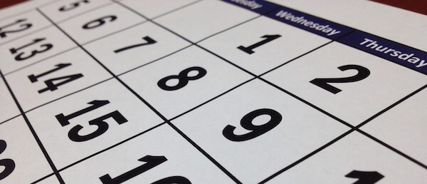 A calendar only looks clean in photos. In real life, calendars are messy and it's easy to miss appointments.