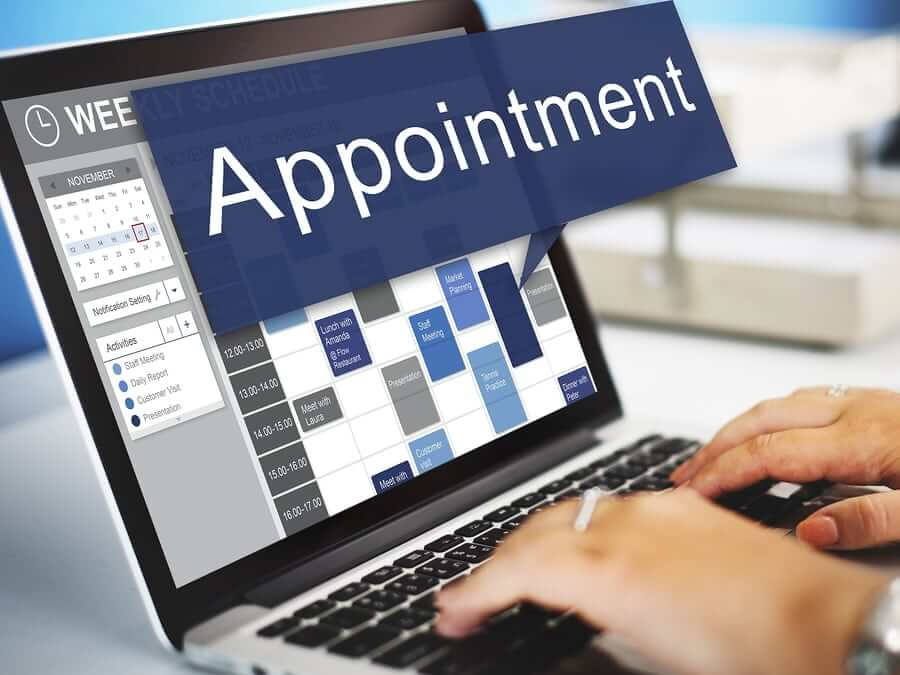 GoRedinders' client scheduling software is a indispensable tool for any small business