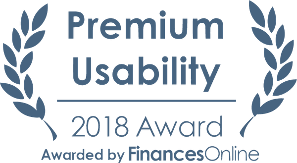 GoReminders was distinguished with the Premium Usability Award for 2018