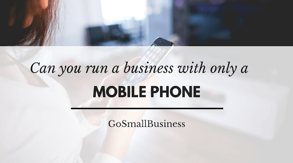Mobile-savvy business owners are becoming more common