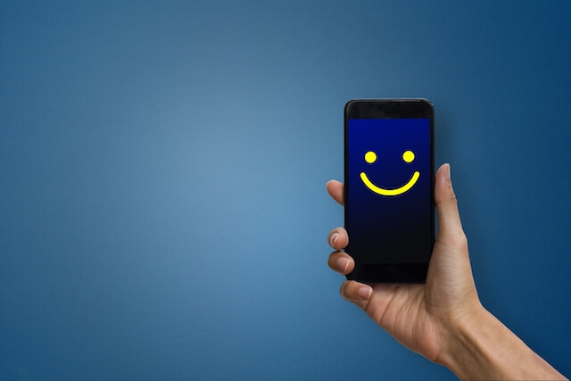 Text reminders make customers happy